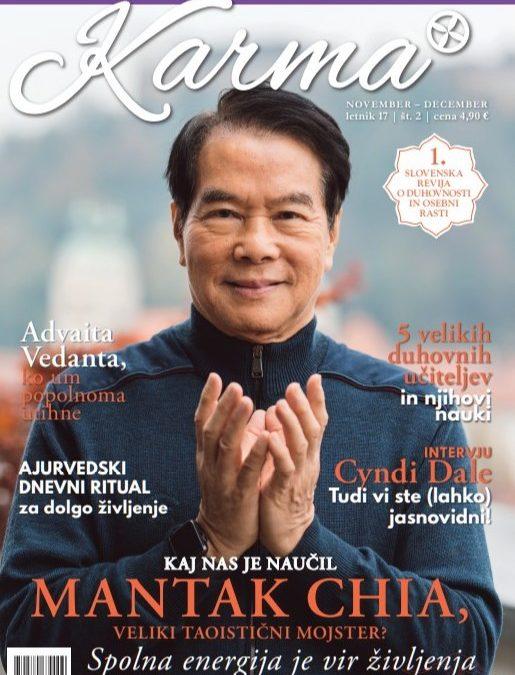 Revija Karma plus- Z otrokom v trgovino?