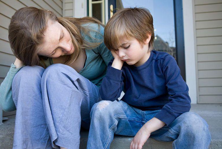 Kako se pogovoriti z otrokom, da me bo (končno) upošteval