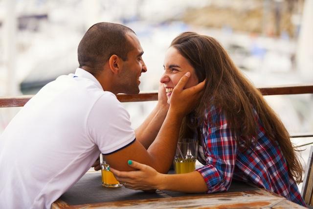 Pogovor s partnerjem - srečni pari